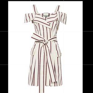 Beautiful Alexis cold shoulder dress